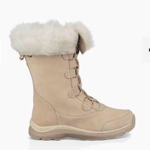 4499753392 UGG Shoes - ✨NEW UGG ATLASON FRILL. color CREAM